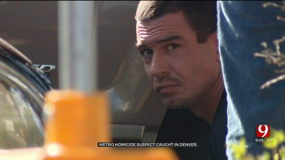 OKC Murder Suspect Arrested By U.S. Marshals In Colorado