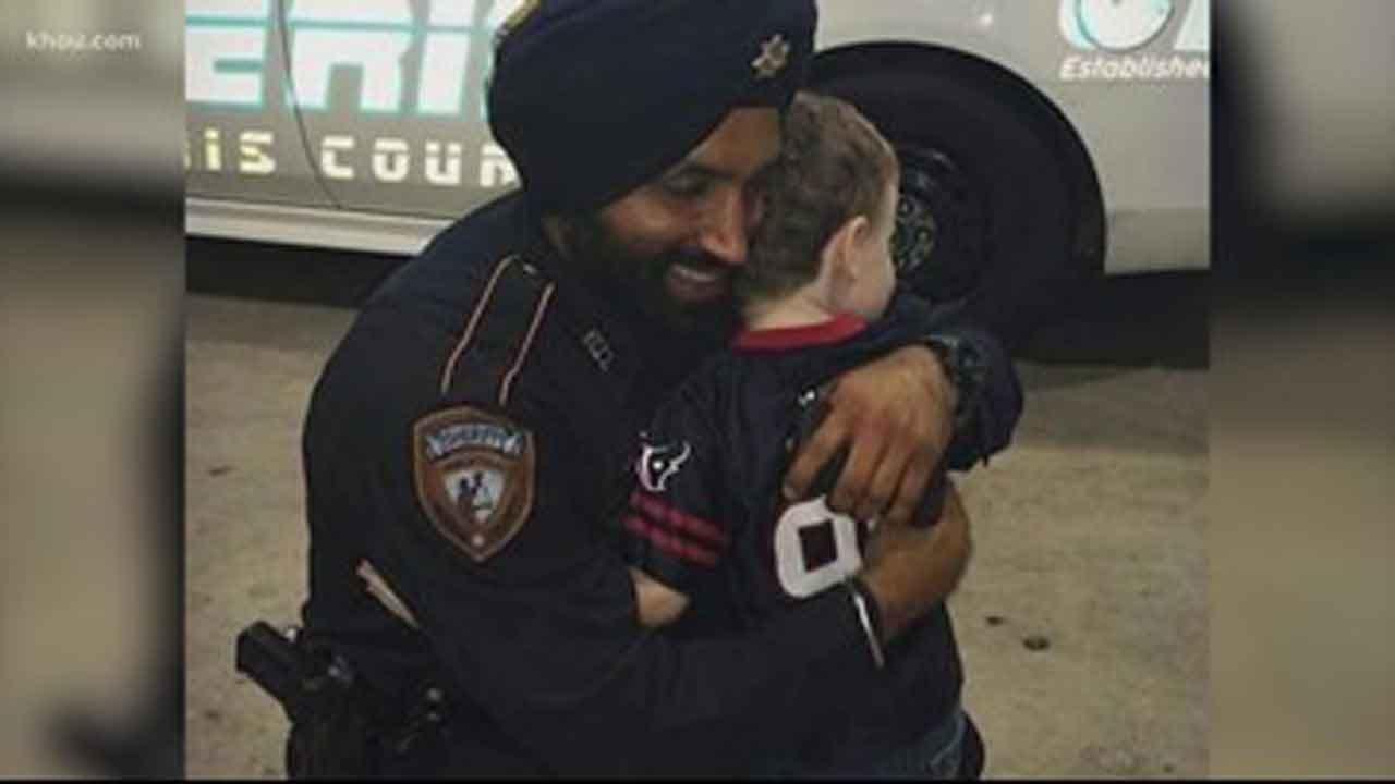 Texas Sheriff's Office's 1st Sikh Deputy Slain; Man Charged