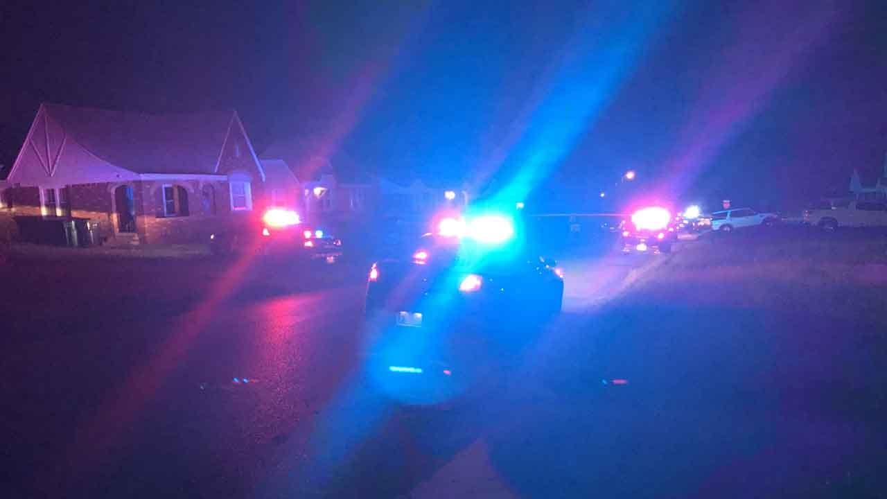 1 Victim Shot In NE OKC