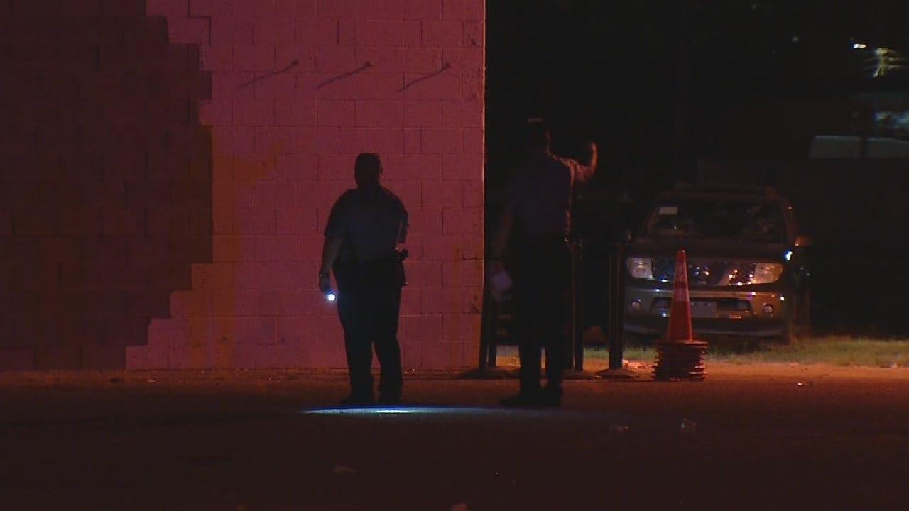 Police Investigating Triple-Shooting At OKC Club