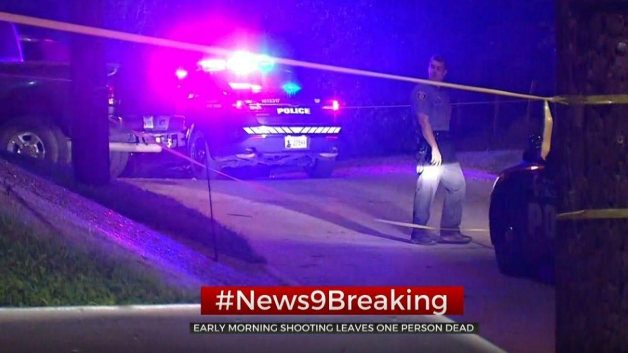 1 Dead, Suspect On The Run Following SW OKC Shooting