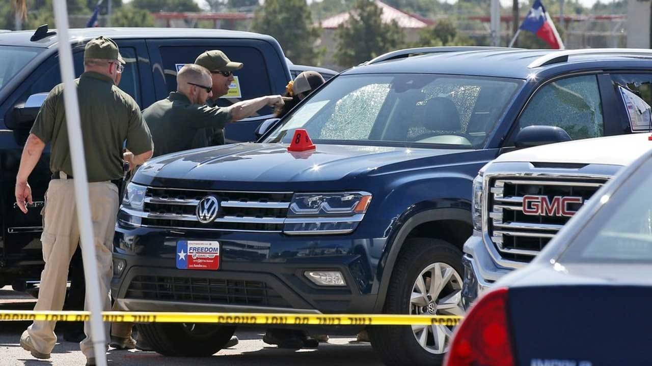 Neighbor: Texas Gunman Was 'Violent, Aggressive Person'