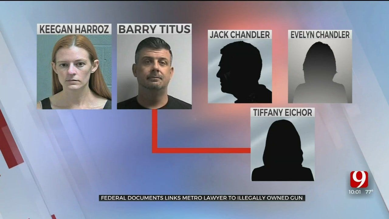 Newly Released Court Documents Reveal OKC Attorney's Alleged Connection To Beggs Triple Homicide