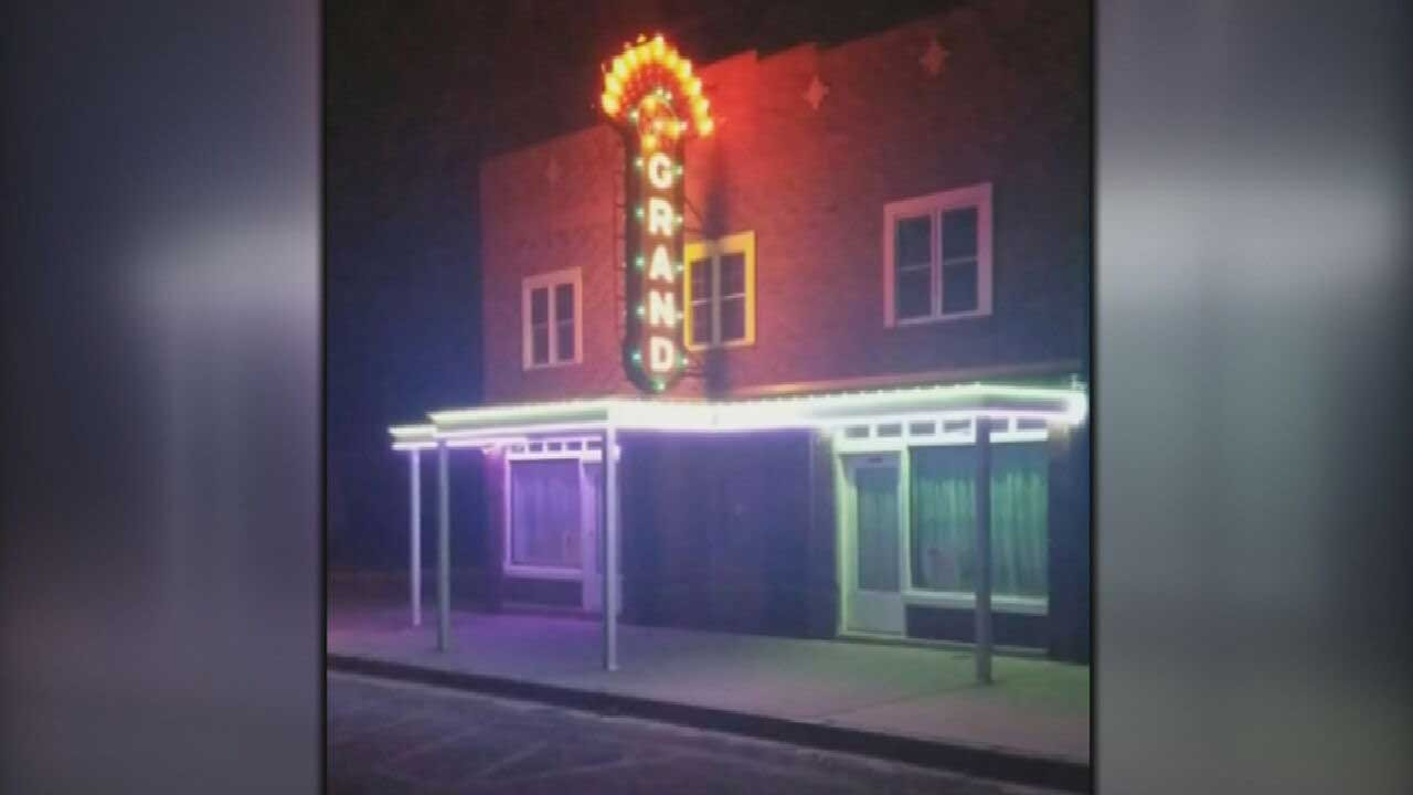 Old Canton Movie Theatre Remodeled, Grand Re-Opening Planned