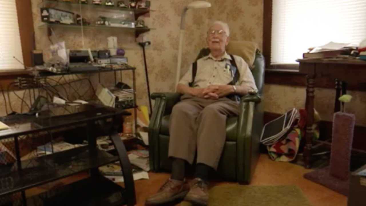 91-Year-Old Honored As Longest-Serving Officer In Ohio