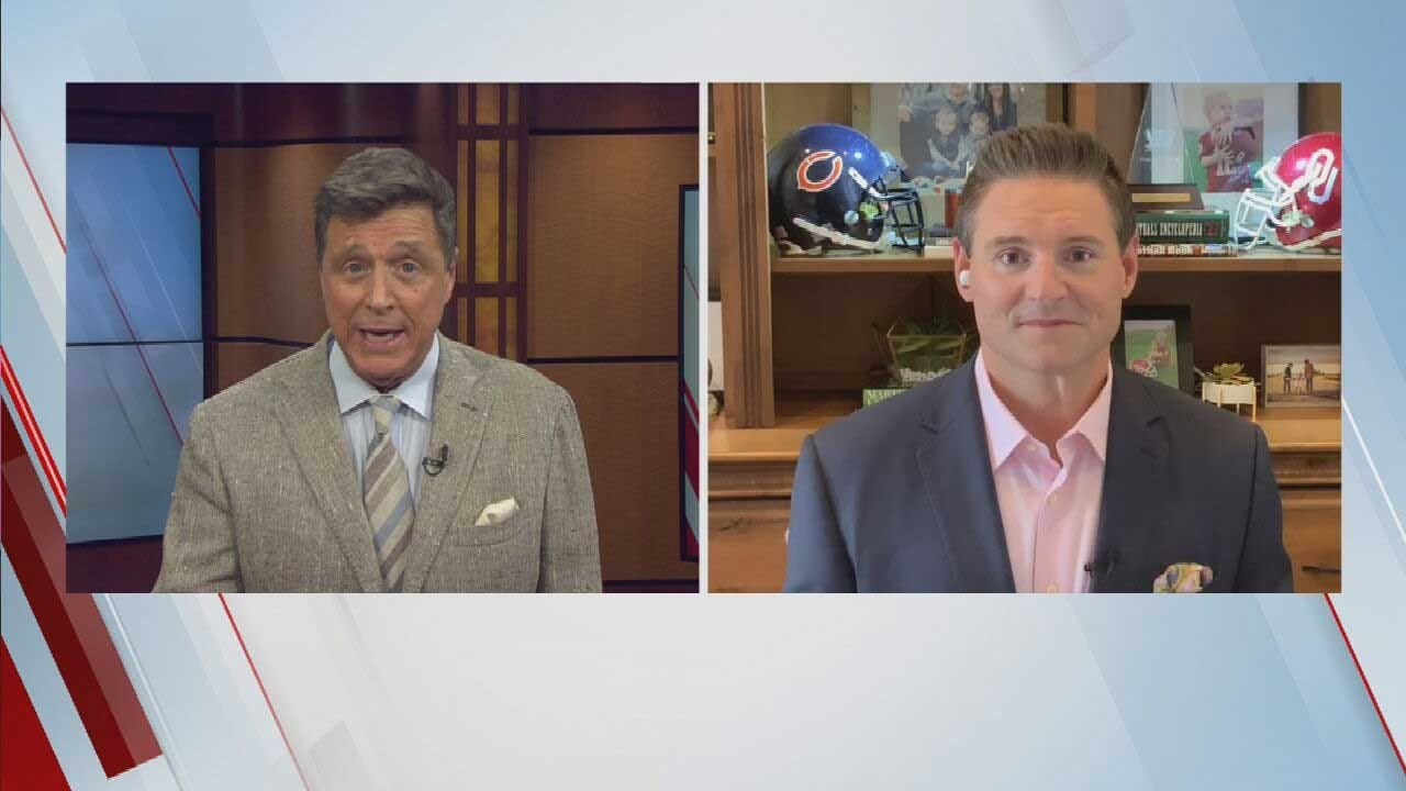 Dean And Dusty Look Back At OU And OSU Wins In Week 1