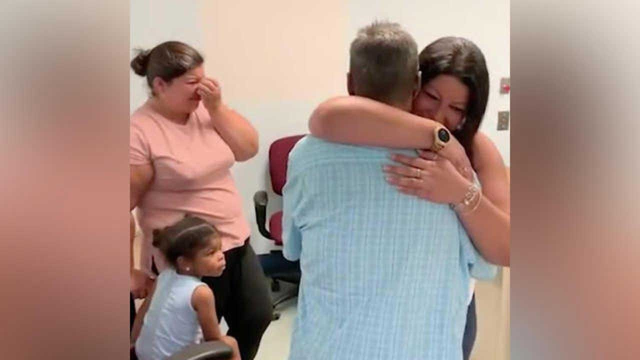 Homeless Man Reunites With Family After 24 Years Apart, With Help From Transit Police Officer