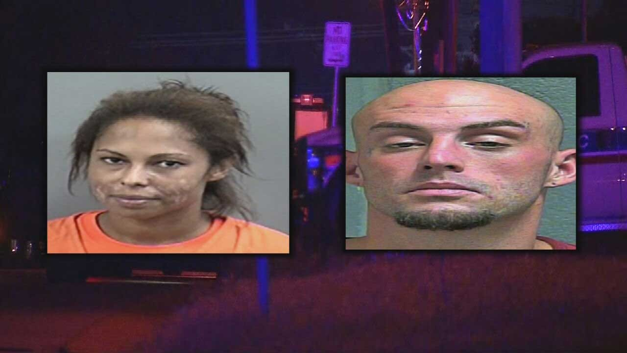 Tips Help Nab Suspects Wanted For Injuring Elderly Couple In Tuttle Home Invasion