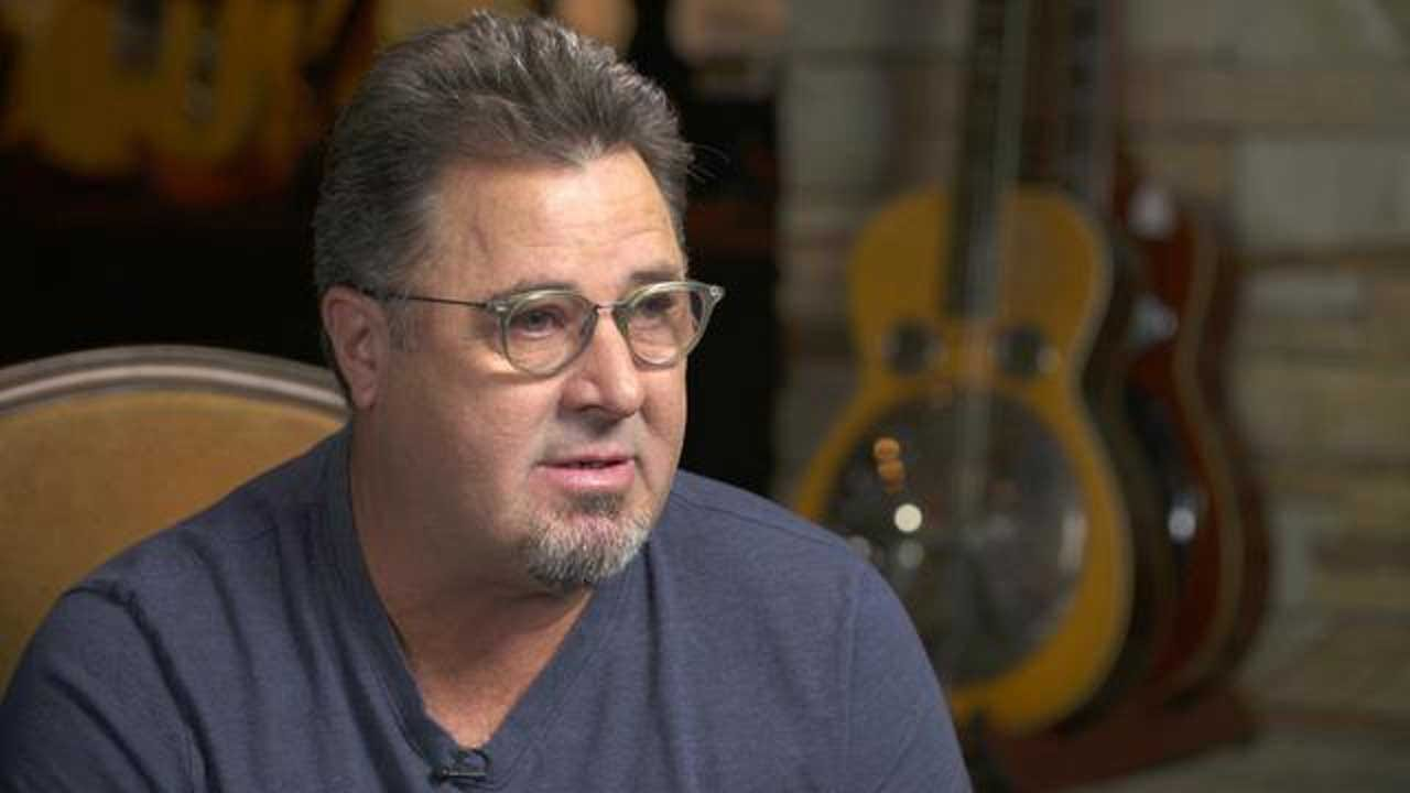Vince Gill On Getting Personal In His Latest Album, 'Okie'