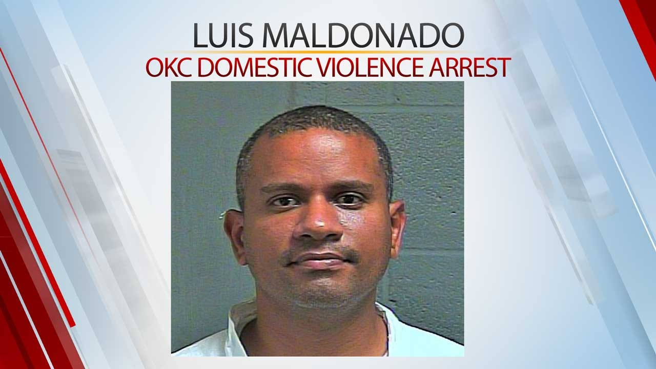Judge Denies Bond For OKC Officer Accused Of Domestic Assault