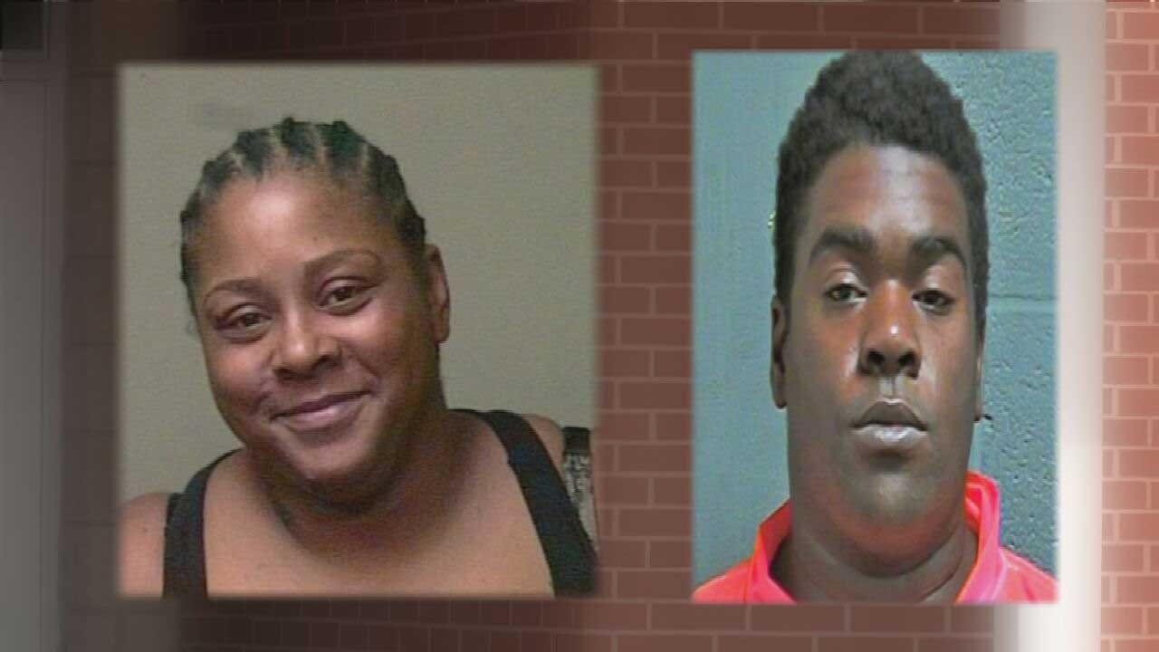 Mother And Son Arrested In Del City Shooting That Killed 1, Injured Another