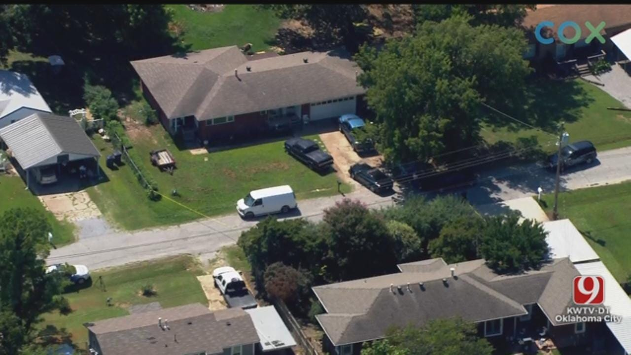 1 Killed In Shooting At SE OKC Home; Homeowner Claims Self-Defense