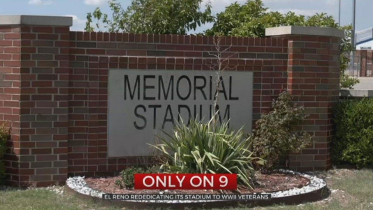 Remembering The 44: The Stories Behind Memorial Stadium In El Reno