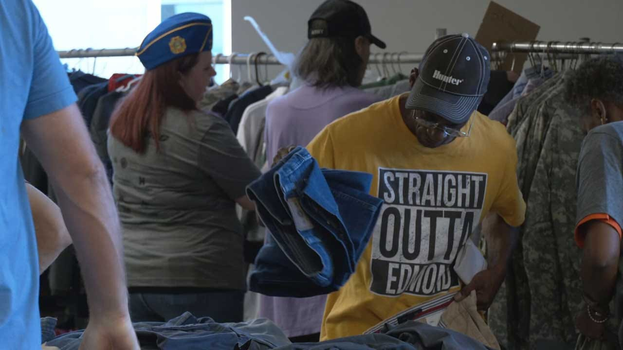 Sooner Stand Down Offers Resources To Homeless Oklahoma Veterans