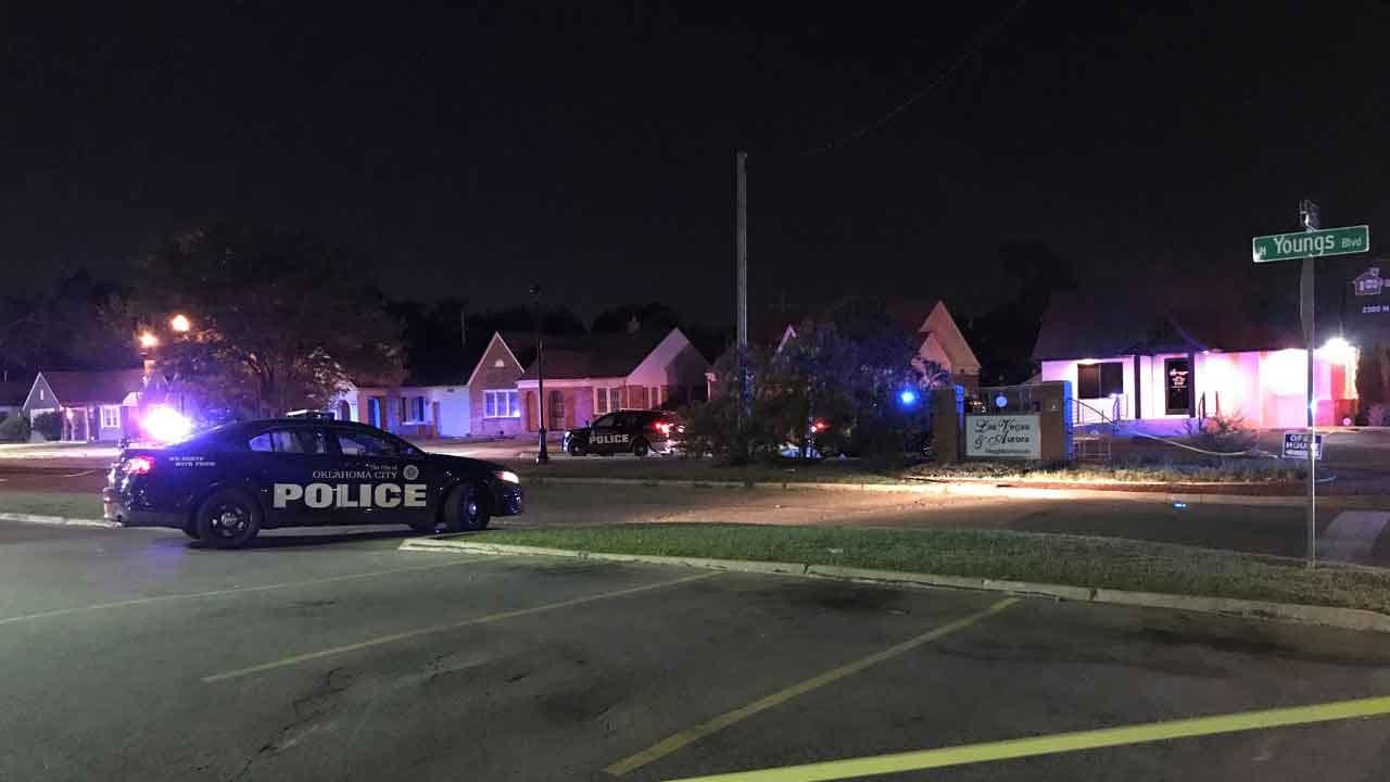 1 Victim Shot In Northwest Oklahoma City