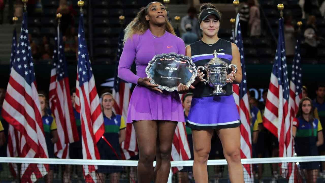 Serena Williams Loses U.S. Open Final To Bianca Andreescu