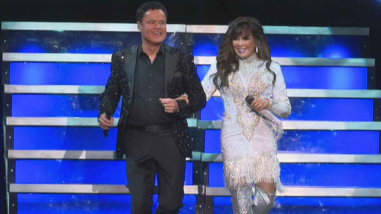 Donny And Marie Osmond, Going Solo