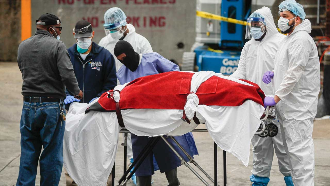 Coronavirus Deaths In NYC Top 1,000 As City Prepares For Worse