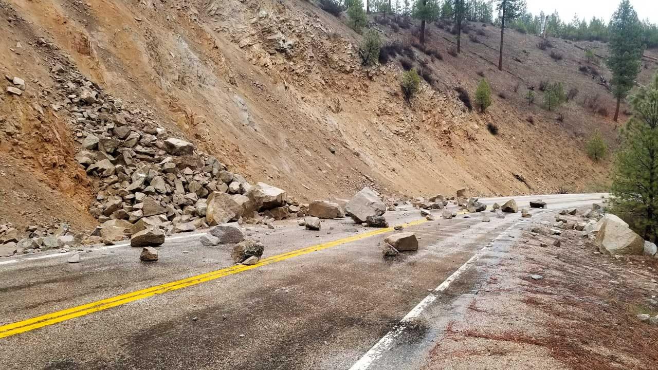 'I Heard The Roar': Strong Earthquake Rocks Central Idaho