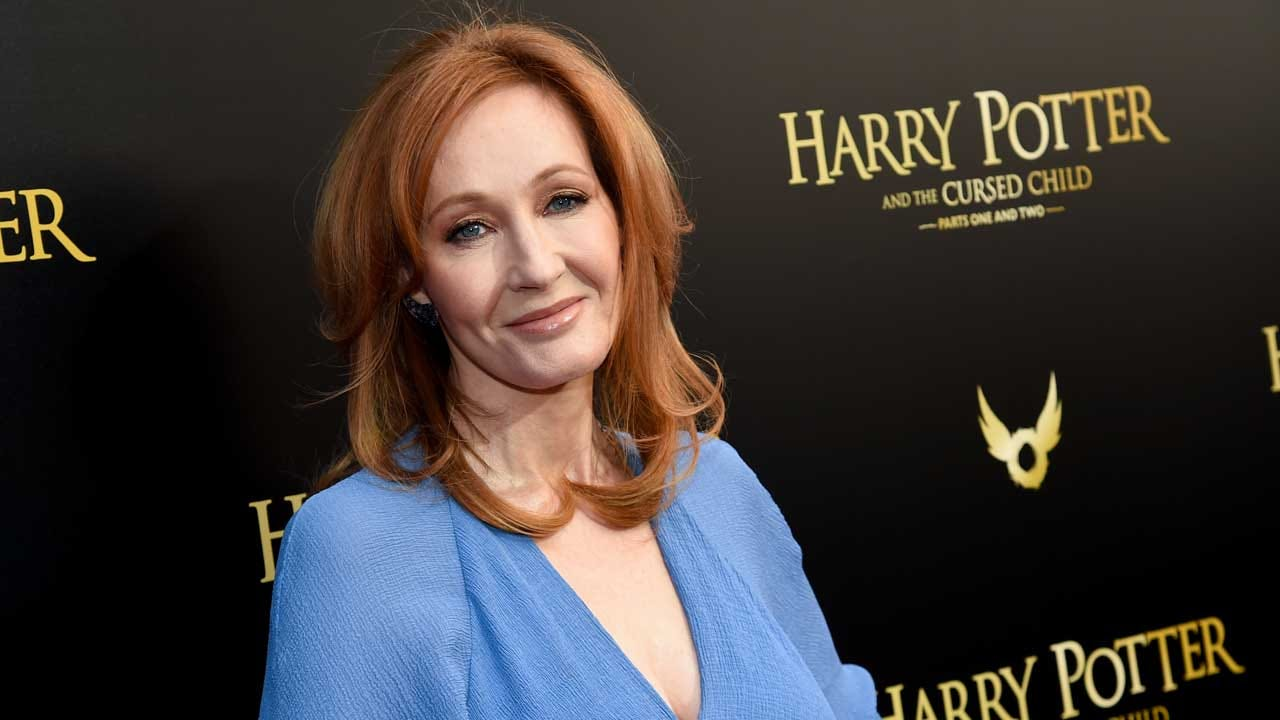 Rowling Starts Harry Potter At Home For Housebound Families