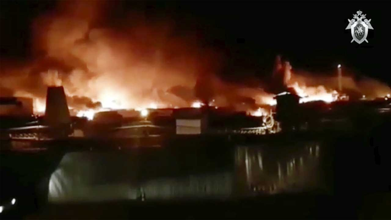 Fire, Rioting Breaks Out At Siberia Prison