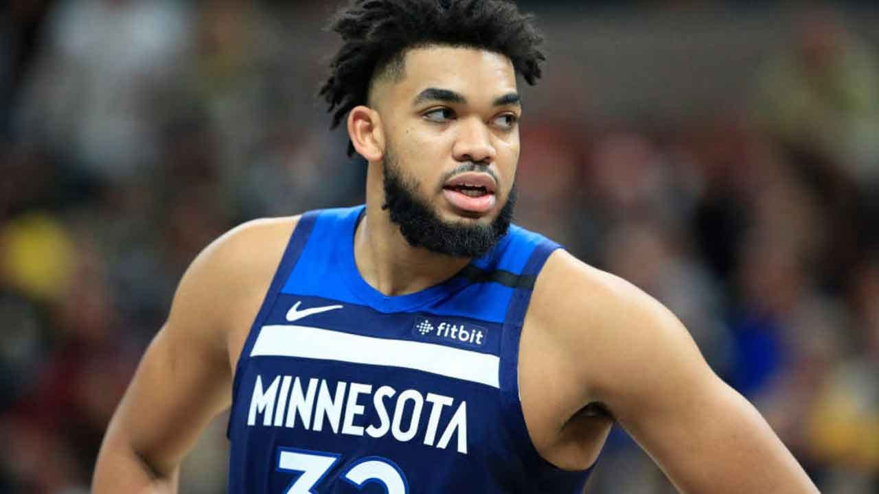 NBA Star Karl-Anthony Towns' Mother Dies From Coronavirus Complications