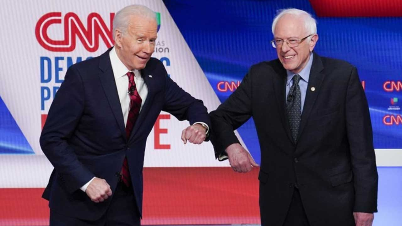 Sen. Bernie Sanders Endorses Former VP Joe Biden For President