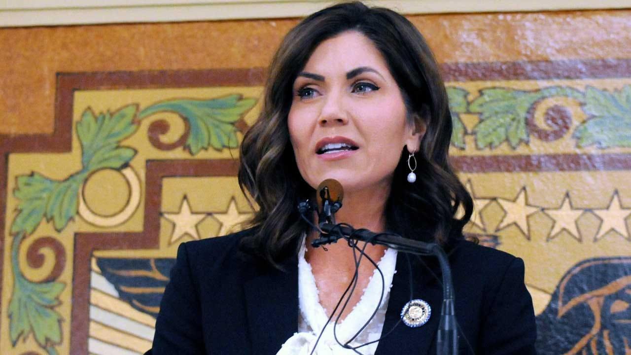South Dakota Governor Shuns Stay-At-Home Order As Coronavirus Cases Climb