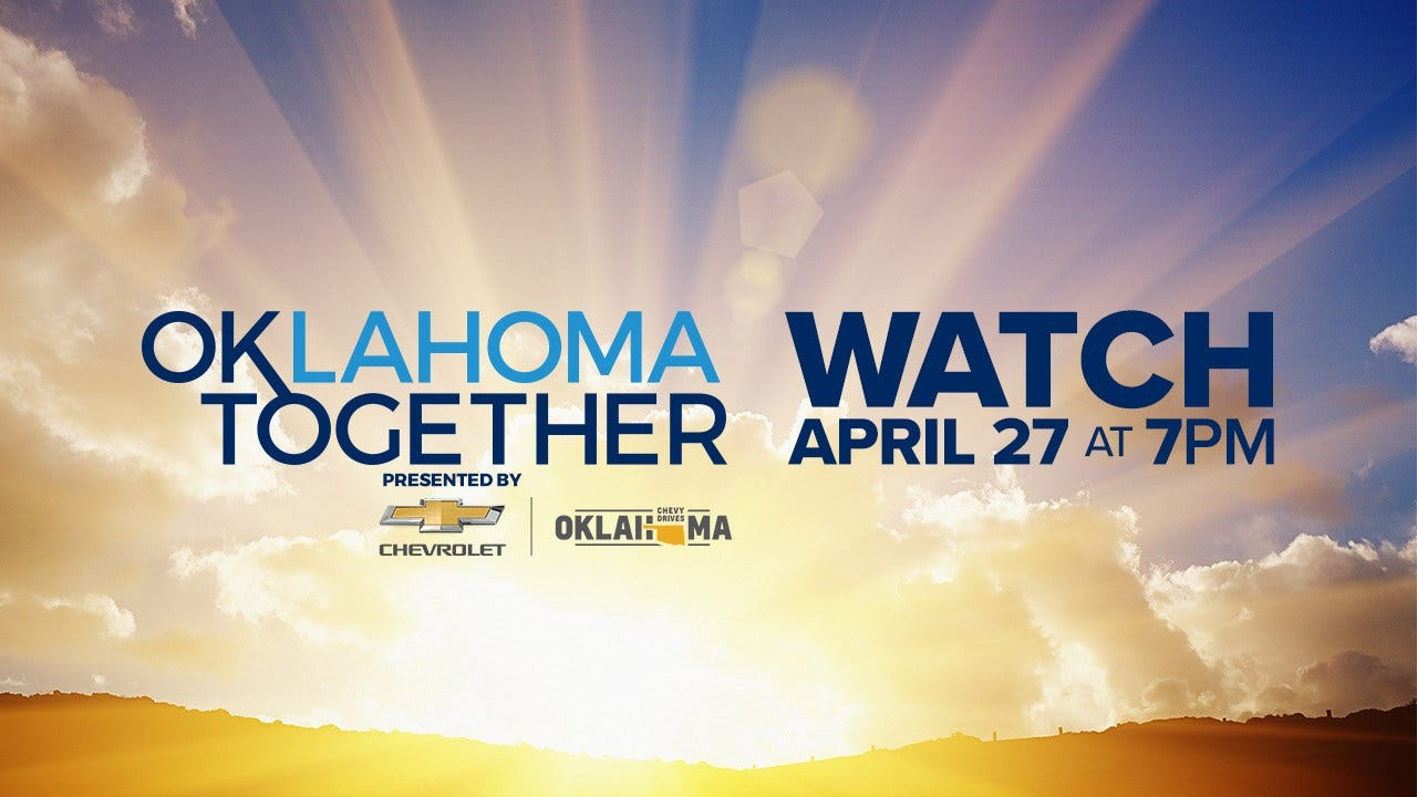 Uplifting Special 'Oklahoma Together' Airs April 27th