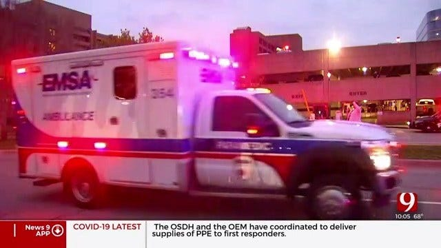 Nonprofit Offers Free Support Sessions To First Responders, Medical Professionals During Pandemic