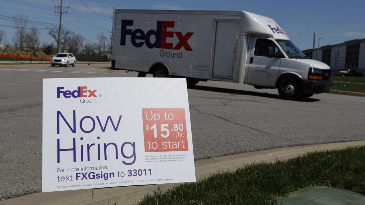 Record 16.8 Million Have Sought US Jobless Aid In Last 3 Weeks