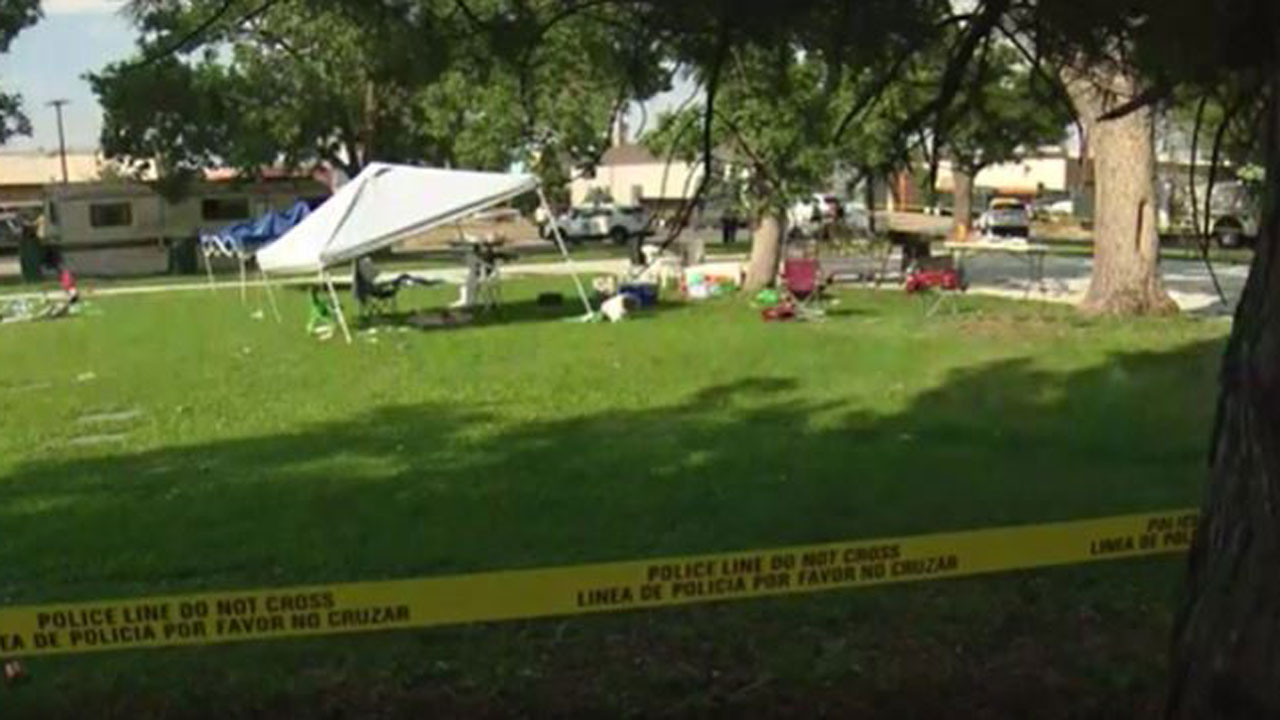 Apparent Drive-By Shooting Wounds 9 At Family Gathering In Park