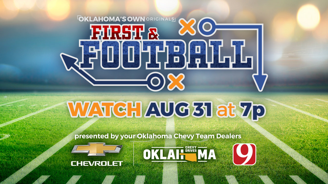 Oklahoma's Own: First & Football Airs August 31