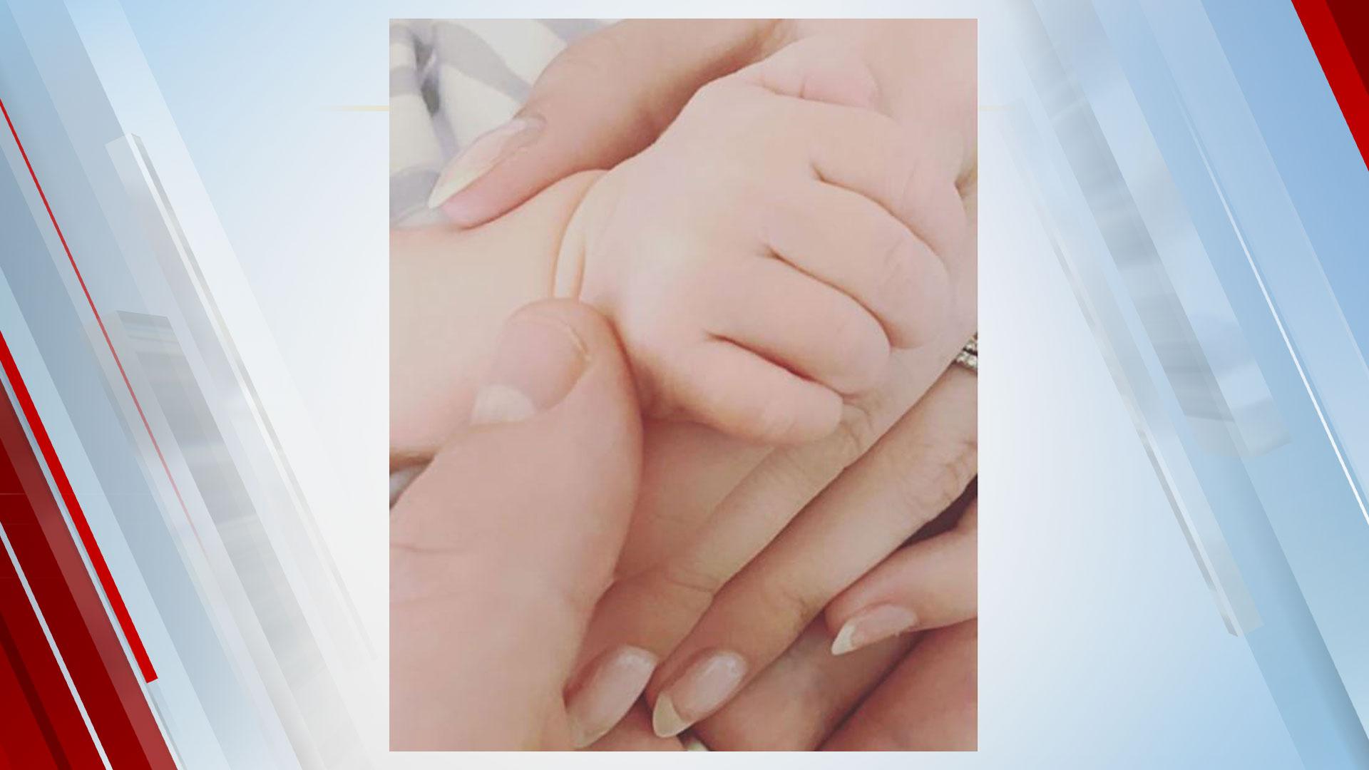 Chris Pratt, Katherine Schwarzenegger Announce Birth Of Daughter With Sweet Photo