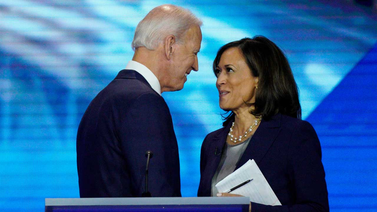 Presumptive Democratic Nominee Biden Picks Sen. Kamala Harris As His Running Mate