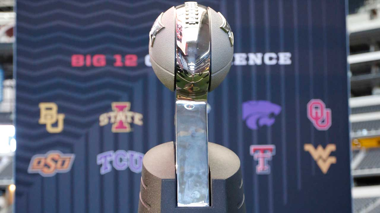 Big 12 Proceeding Toward Playing 2020 College Football Season Despite Big Ten, Pac-12 Cancellations