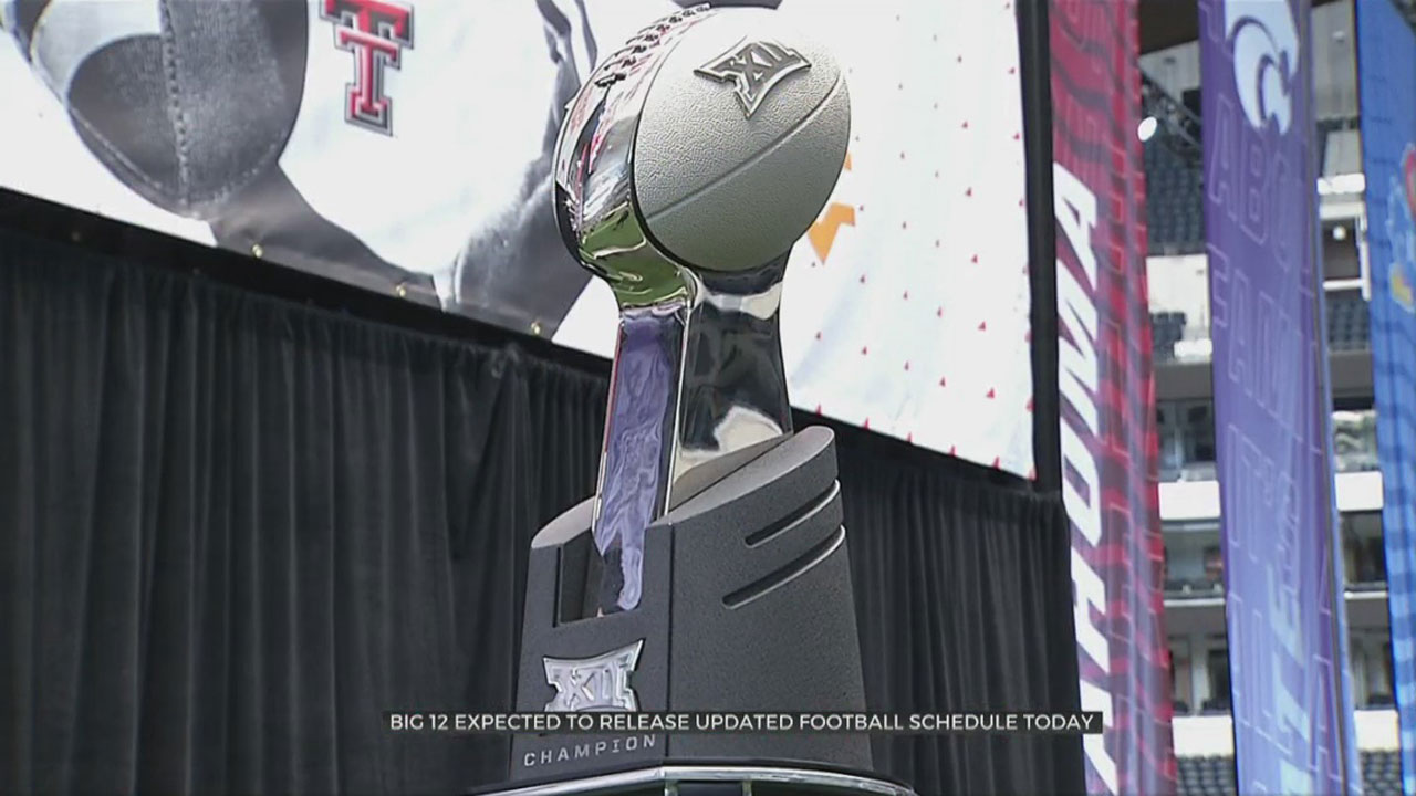 Big 12 Trophy