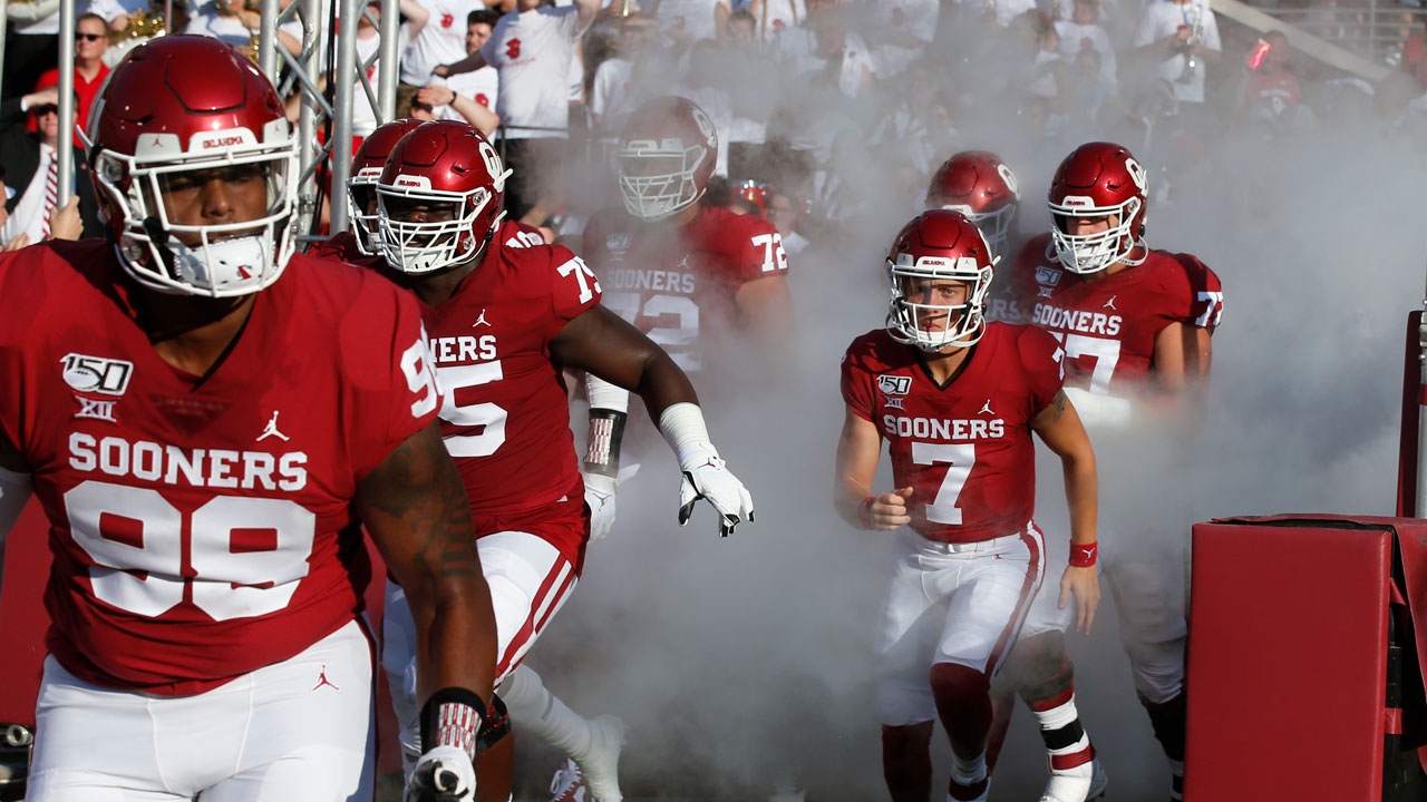 Oklahoma, Oklahoma State Receive Revised 2020 Big 12 Football Schedule