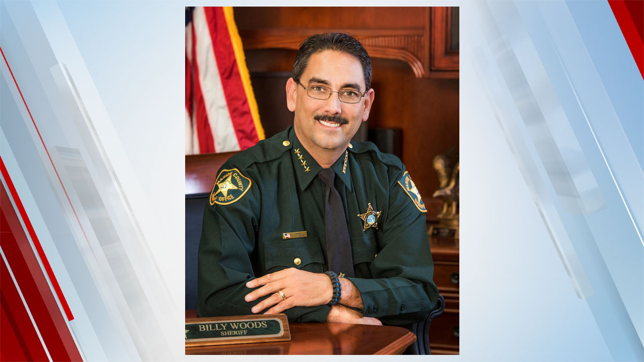 Florida Sheriff Billy Woods