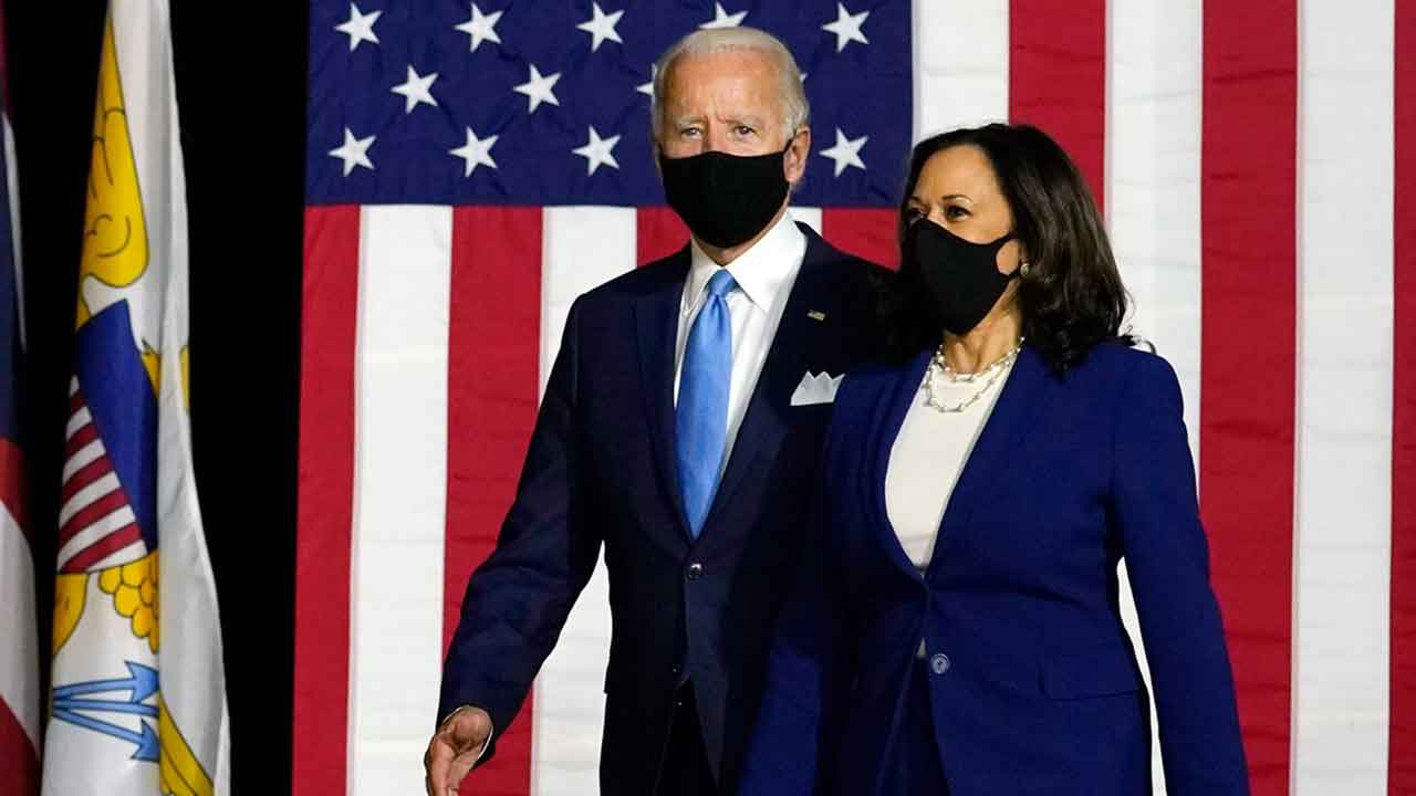 Biden, Harris To Be Sworn In At Capitol, But Public Urged To Stay Home