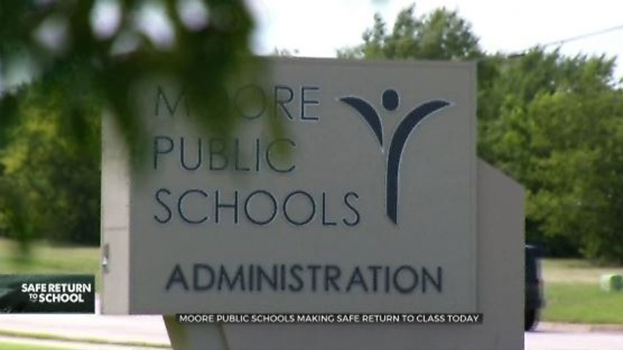 Moore Public Schools Making Safe Return To Class