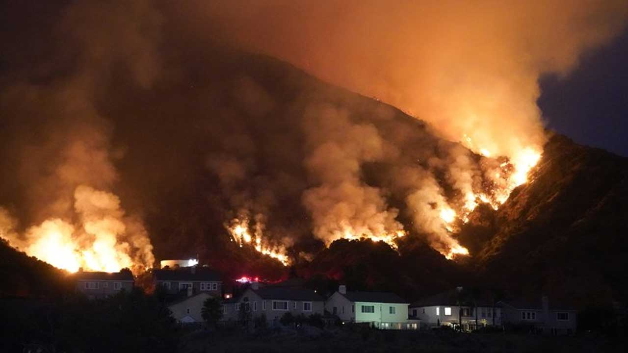 California wildfires 2020