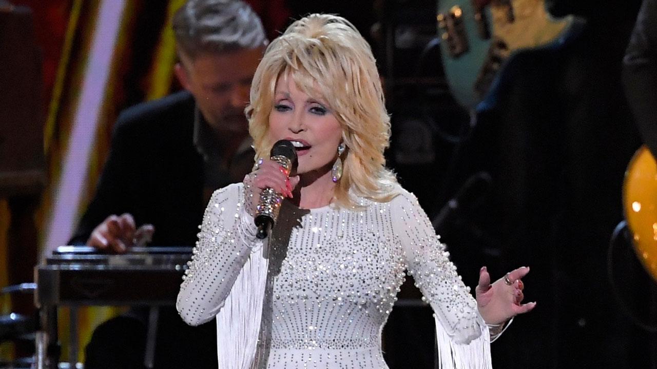 Dolly Parton Aug. 14, 2020