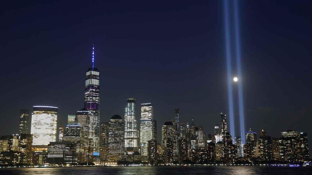 New York City's Annual 9/11 Light Tribute Canceled Due To Coronavirus