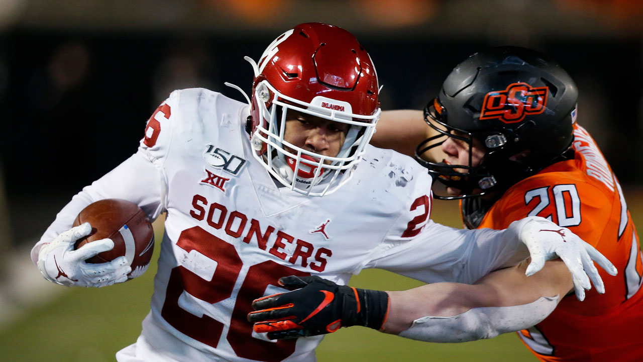 OU RB Kennedy Brooks Opts Out Of 2020 Season