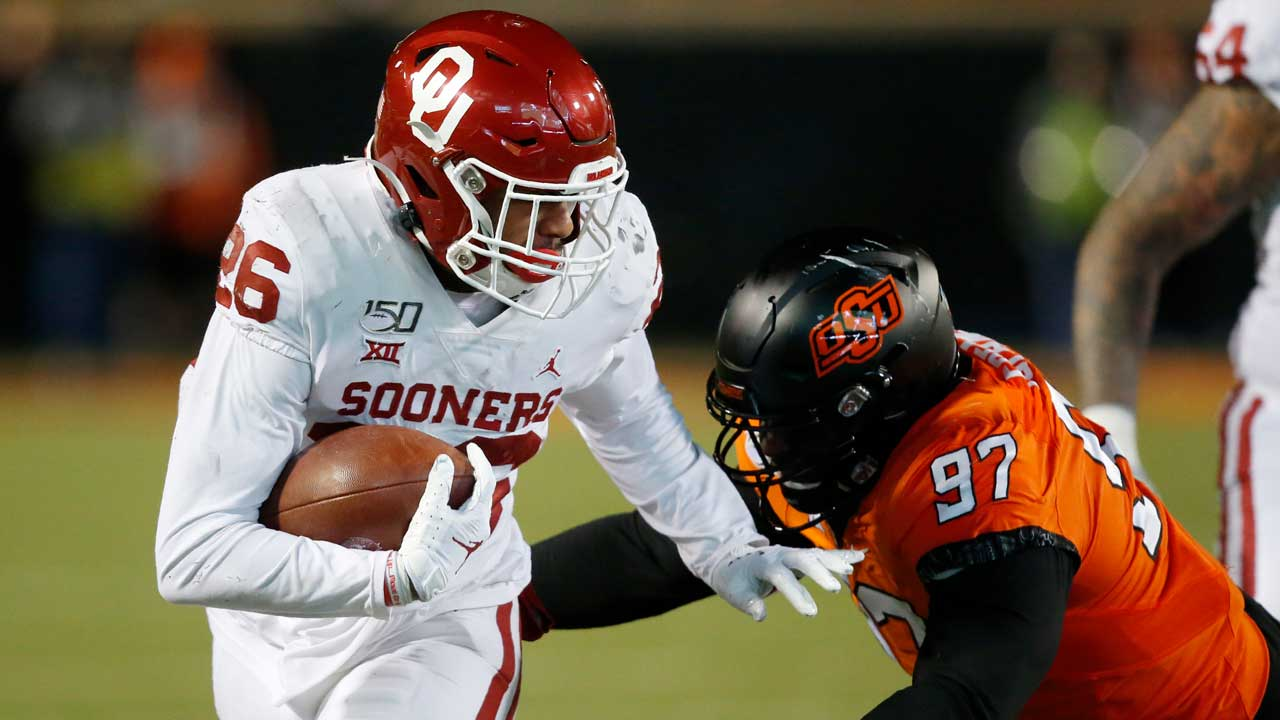Kickoff Time Set For Bedlam Match Up In Norman