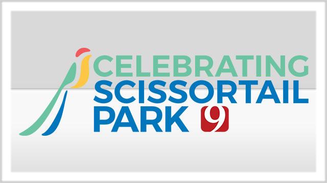 Celebrating Scissortail Park