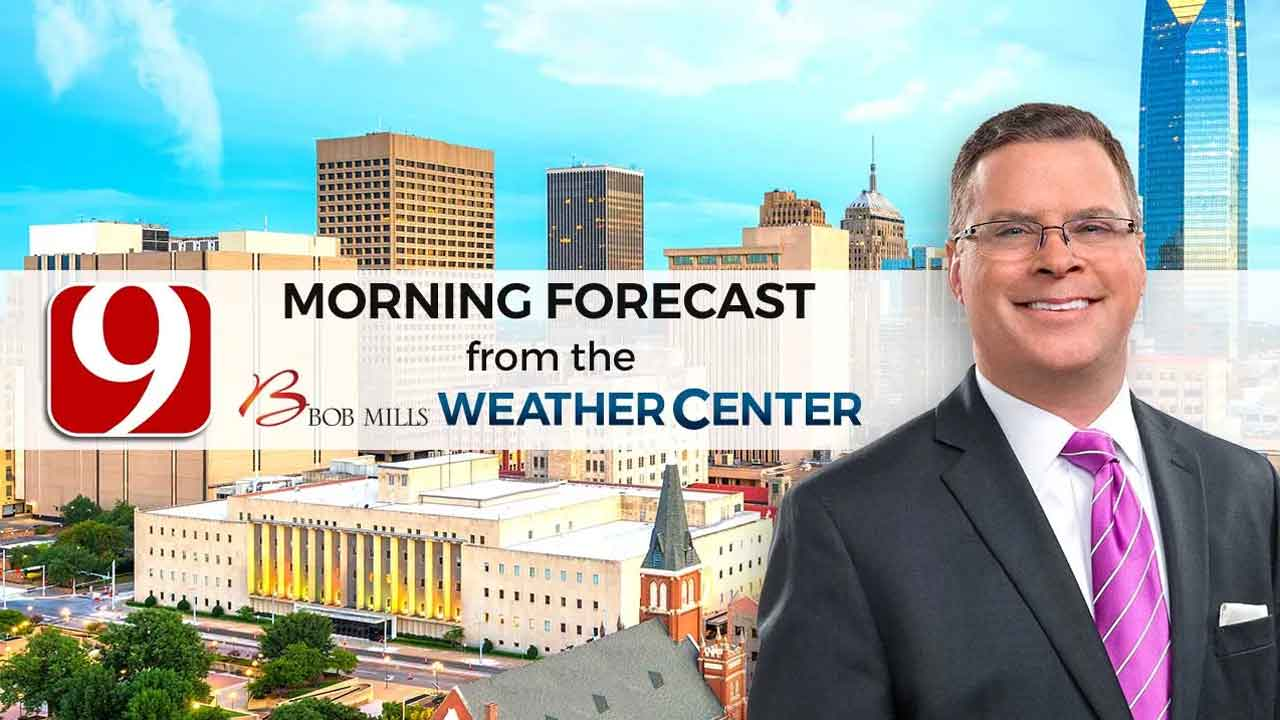Jed's Winter Weather Forecast (7 a.m.)