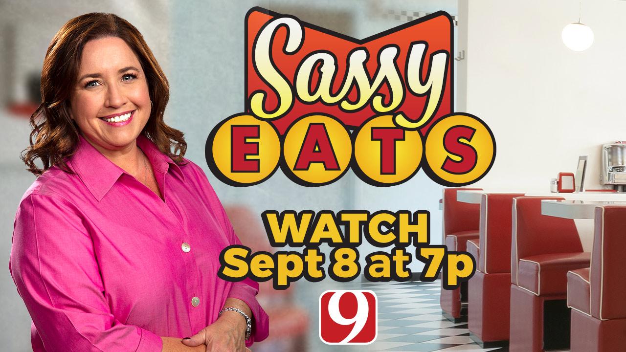 Sassy Eats Premieres September 8