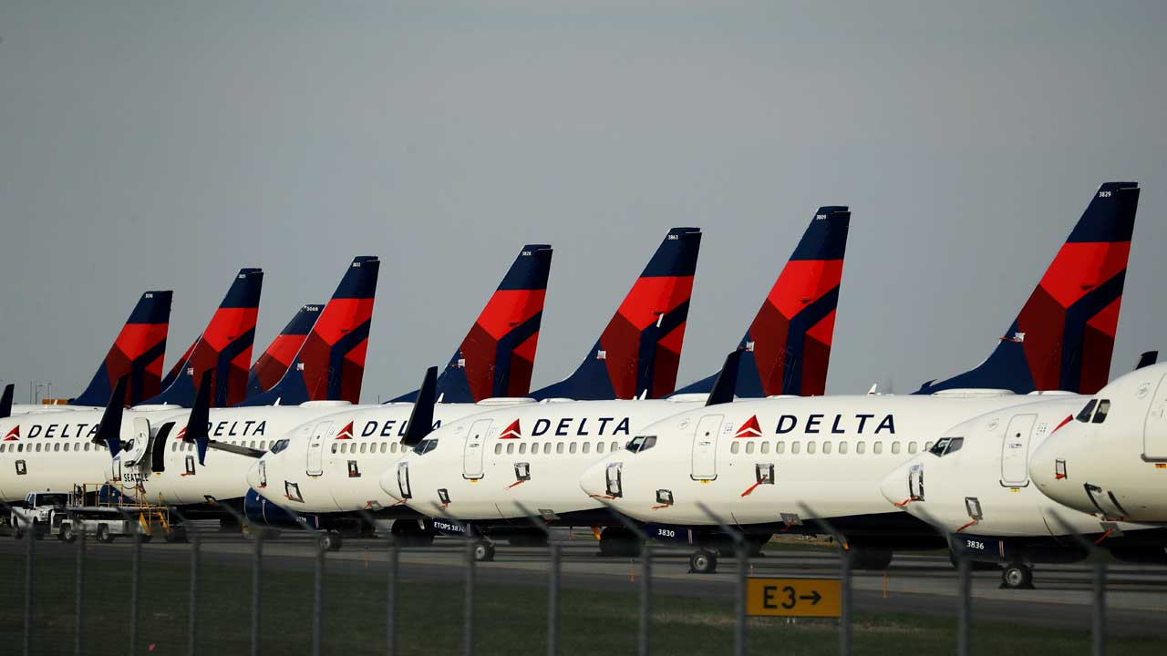 Delta Lost More Than $12 Billion Last Year As COVID-19 Slams Airlines